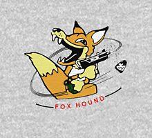 Foxhound classic MSX logo Unisex T-Shirt