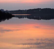 A Calm Evening by Lynne Morris