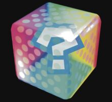 Mystery Box from Mario Kart by Ryan Wilson