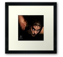 Black Widow #7 Framed Print