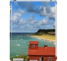 Fog Signal and Lakeshore iPad Case/Skin