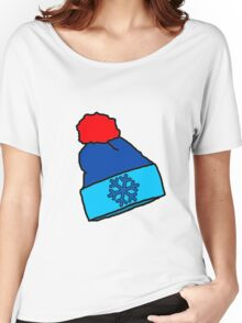 Winter Hat Women's Relaxed Fit T-Shirt