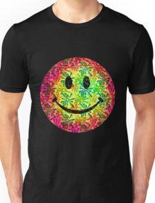 Smiley face - retro Unisex T-Shirt