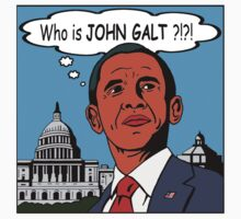 Who is John Galt? by chrisagee