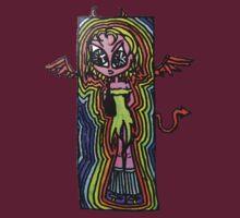 Rainbow raver- Miss Behaviour by Simplastic