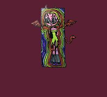 Rainbow raver- Miss Behaviour T-Shirt