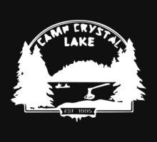 Camp Crystal Lake Kids Clothes