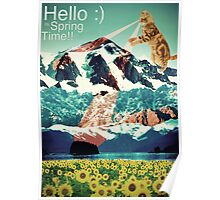 SPRING TIME!! Poster