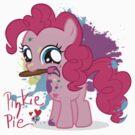 Pinkie Pie Color Splatter by RainRed