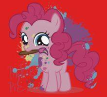 Pinkie Pie Color Splatter Kids Clothes