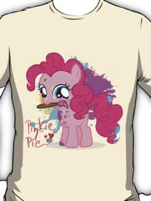 Pinkie Pie Color Splatter T-Shirt