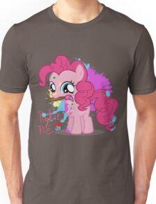 Pinkie Pie Color Splatter Unisex T-Shirt
