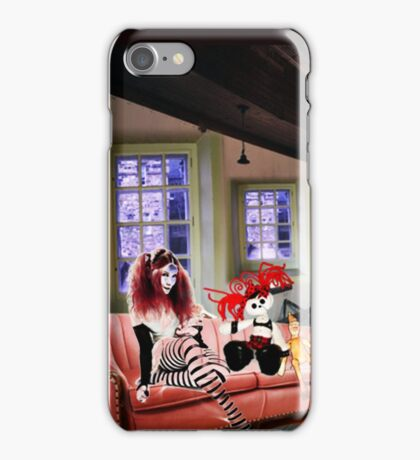 LOST IN DOLL LAND iPhone Case/Skin