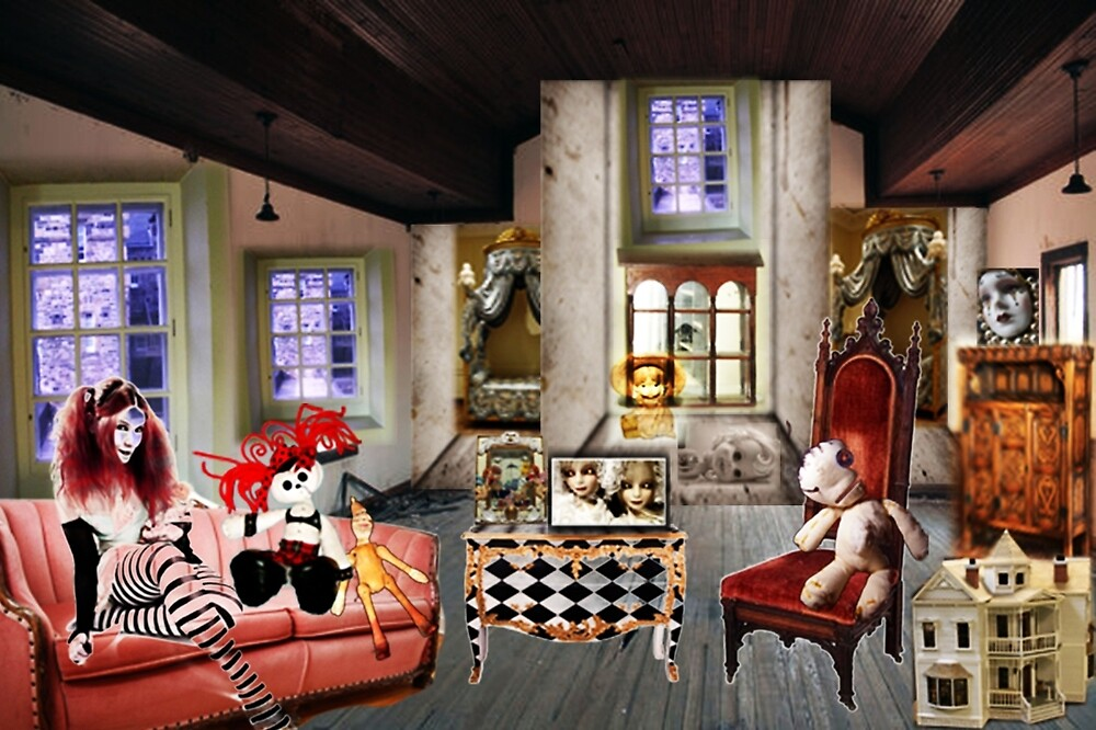 LOST IN DOLL LAND by Tammera