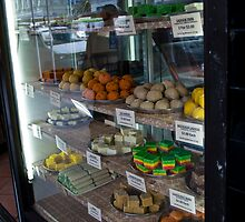 like a kid in a laddoo/barfi shop by dennis william gaylor