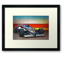 1983 Lola T700 Indy Car Framed Print