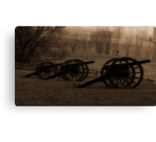 The Great Silence Canvas Print