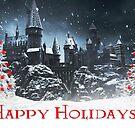 Happy Holidays from Hogwarts! by Serdd