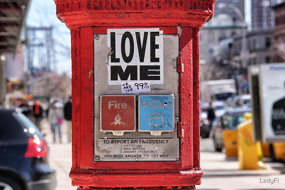 Love me by LadyFi