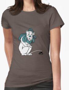 Cowardly Lion Illustration T-Shirt