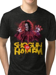 Shogun of Harlem Tri-blend T-Shirt