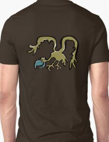 flying mad bird T-Shirt