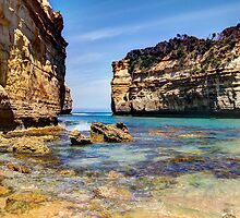 """Loch Ard Gorge - Another Perspective"" by jonxiv"
