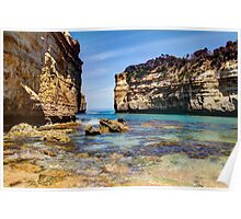 """Loch Ard Gorge - Another Perspective"" Poster"
