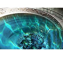 WATERY GRAVE Photographic Print