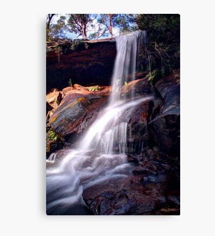 McCarrs Creek HDR Canvas Print