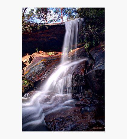 McCarrs Creek HDR Photographic Print