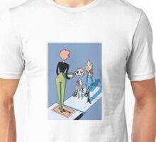 Inside Out & Frozen Unisex T-Shirt