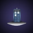 """The Tardis - Doctor Who """"The Sexy"""" by jscib"""