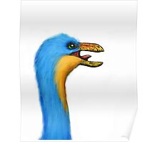 Gallimimus Poster