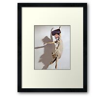 M Blackwell - Lord of the Dance... Framed Print