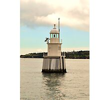 Lighthouse, Sydney Harbour Photographic Print