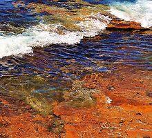 Rock Waves by Keri Buckland