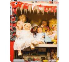 Dolls on the Shelf iPad Case/Skin