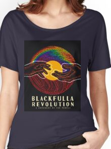 Blackfulla Revolution  Women's Relaxed Fit T-Shirt