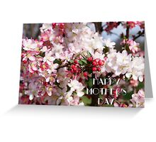 Mother's Day Card 5 Greeting Card