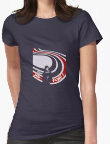 Elliott Smith Figure 8 V5.1 Womens Fitted T-Shirt