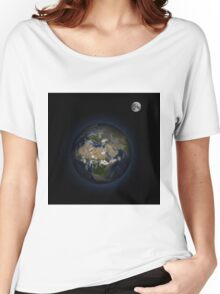 Earth2 Women's Relaxed Fit T-Shirt