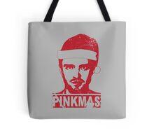 PINKMAS- PINKMAN CHRISTMAS  Tote Bag