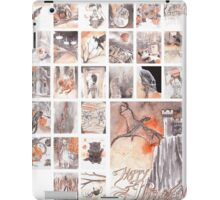 Halloween Advent Calendar iPad Case/Skin