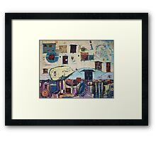 The Real Fruits Of ATree Framed Print
