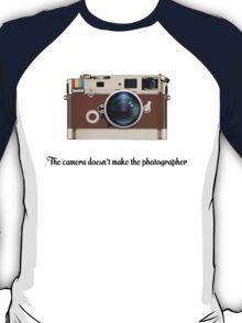 Leica Instagram camera T-Shirt