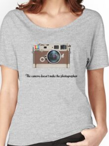 Leica Instagram camera Women's Relaxed Fit T-Shirt