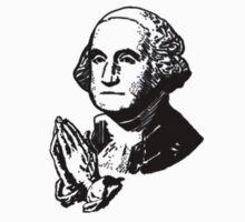 Washington Prayer Kids Tee