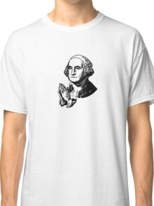 Washington Prayer Classic T-Shirt
