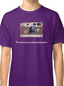 Leica Instagram camera Classic T-Shirt